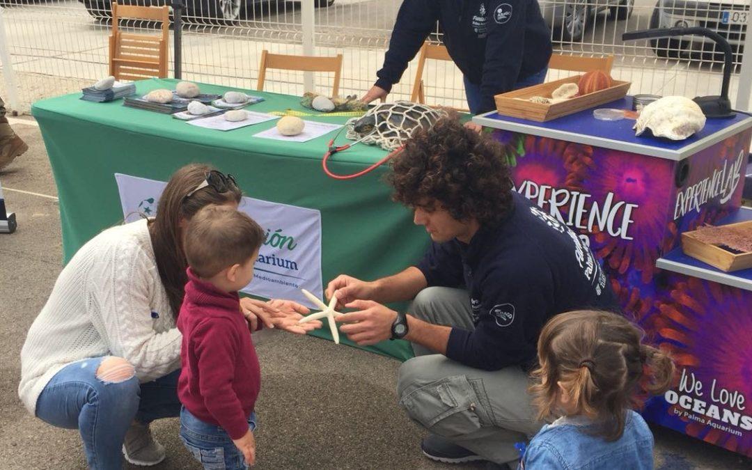 La Fundación Palma Aquarium colabora en la recaudación de fondos para Gaspar Hauser