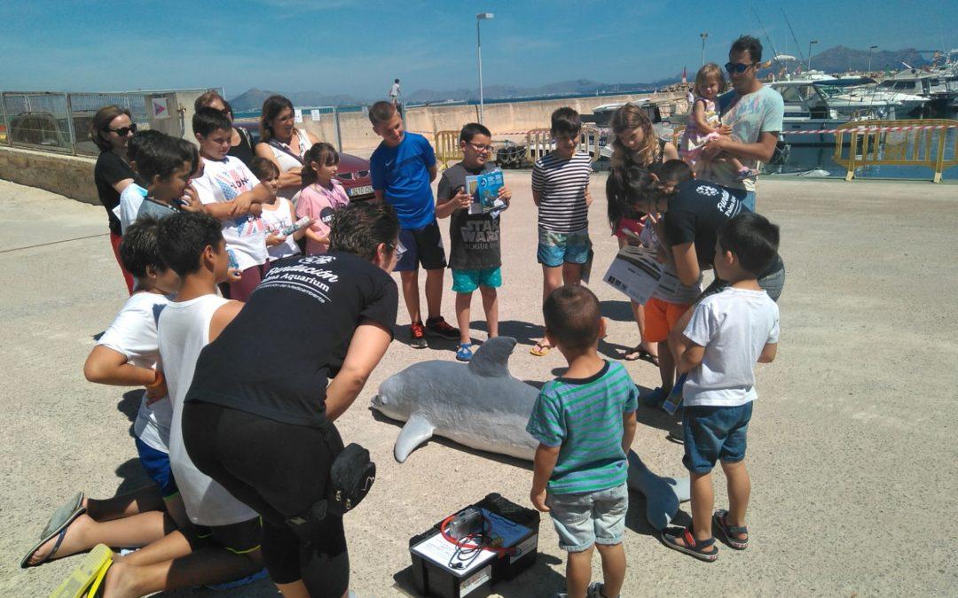 La educación ambiental como herramienta imprescindible para la protección del medio marino