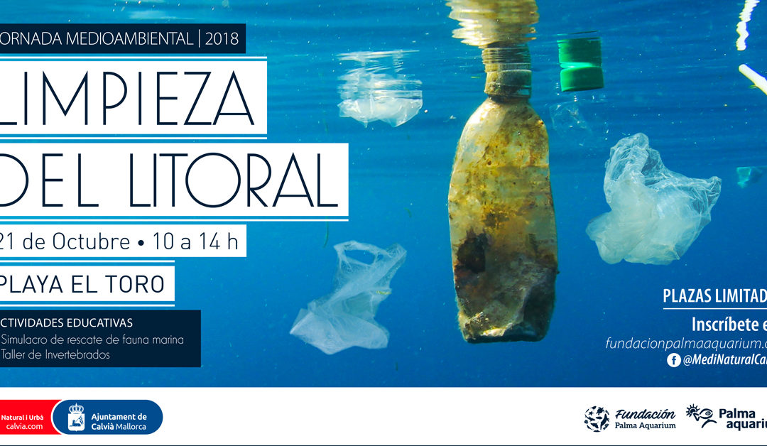 Inscripciones para la limpieza del litoral en la Playa del Toro
