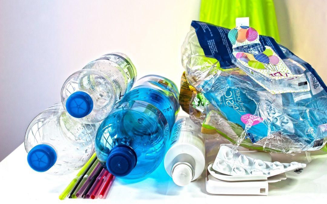Piensa en reducir y después en reciclar